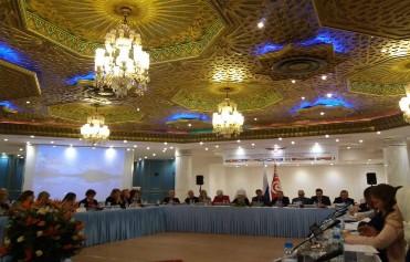 XII региональная конференцию российских соотечественников стран Африки и Ближнего Востока в Тунисе.
