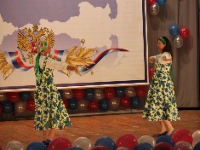 """Клуб """"Александрия"""" на фестивале """"Вместе мы - Россия"""""""