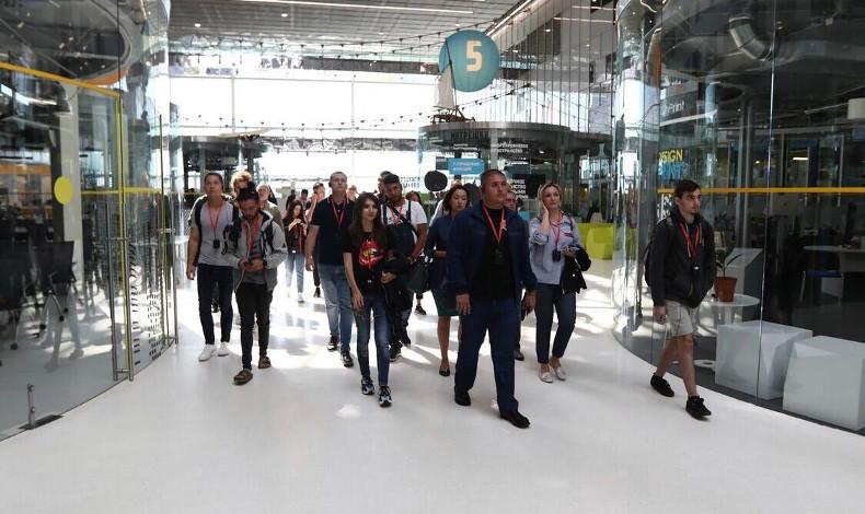 """V международный форум в Оренбурге """"Евразия Global"""""""