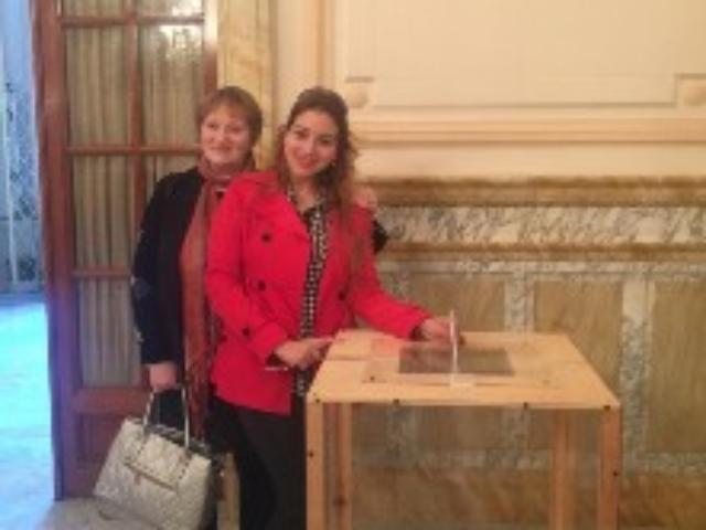 Выборы в Египте 16.03.18